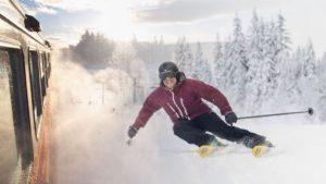 Fler avgångar med tåg till Åre och Vemdalen i vinter