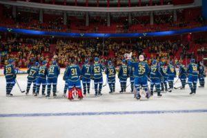 Publikfest under Beijer Hockey Games